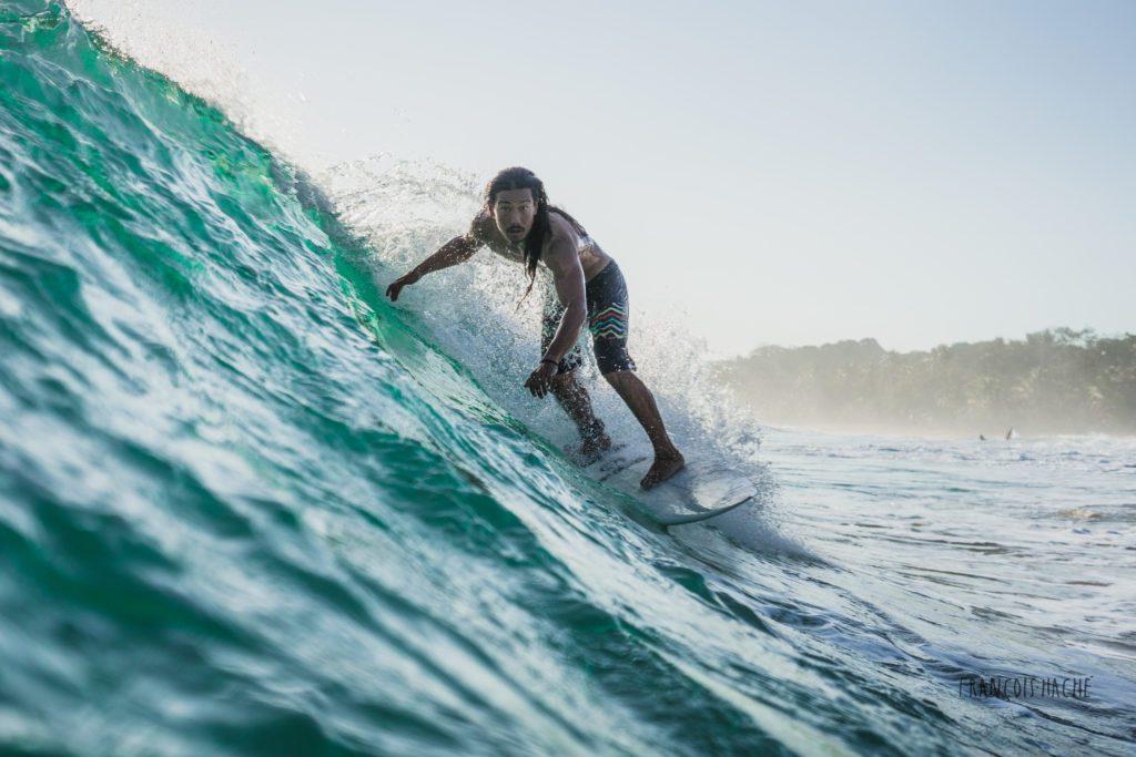 Paunch Beach Best Surf in Bocas